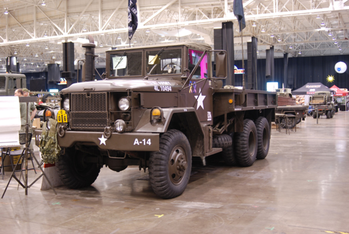 George Aurant's 1970 M35A2.