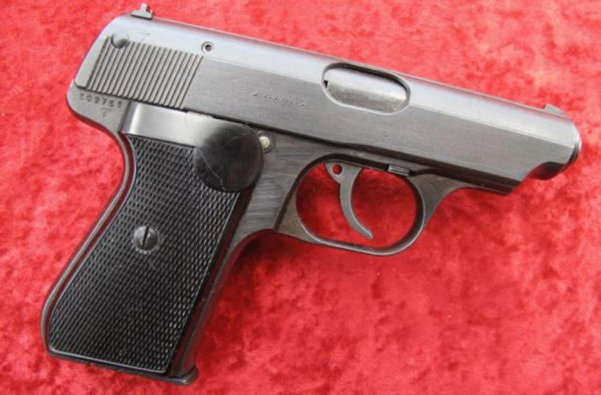 Sauer 38-H German Pistol