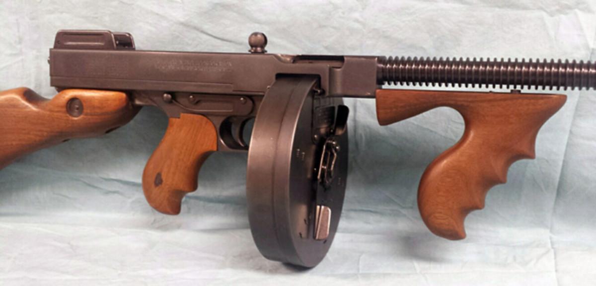 1927A1 Tommy Gun