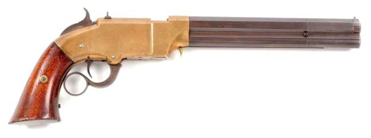 Volcanic Arms Large Frame Repeating Pistol