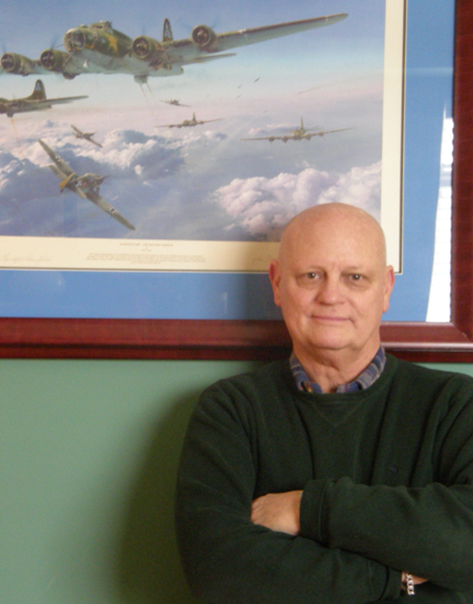 Kristian Anderson was operated Oakleaf Militaria, Inc., since 2002. He recently announced a new service for collectors that draws on his years of experience in buying and selling high-end militaria.