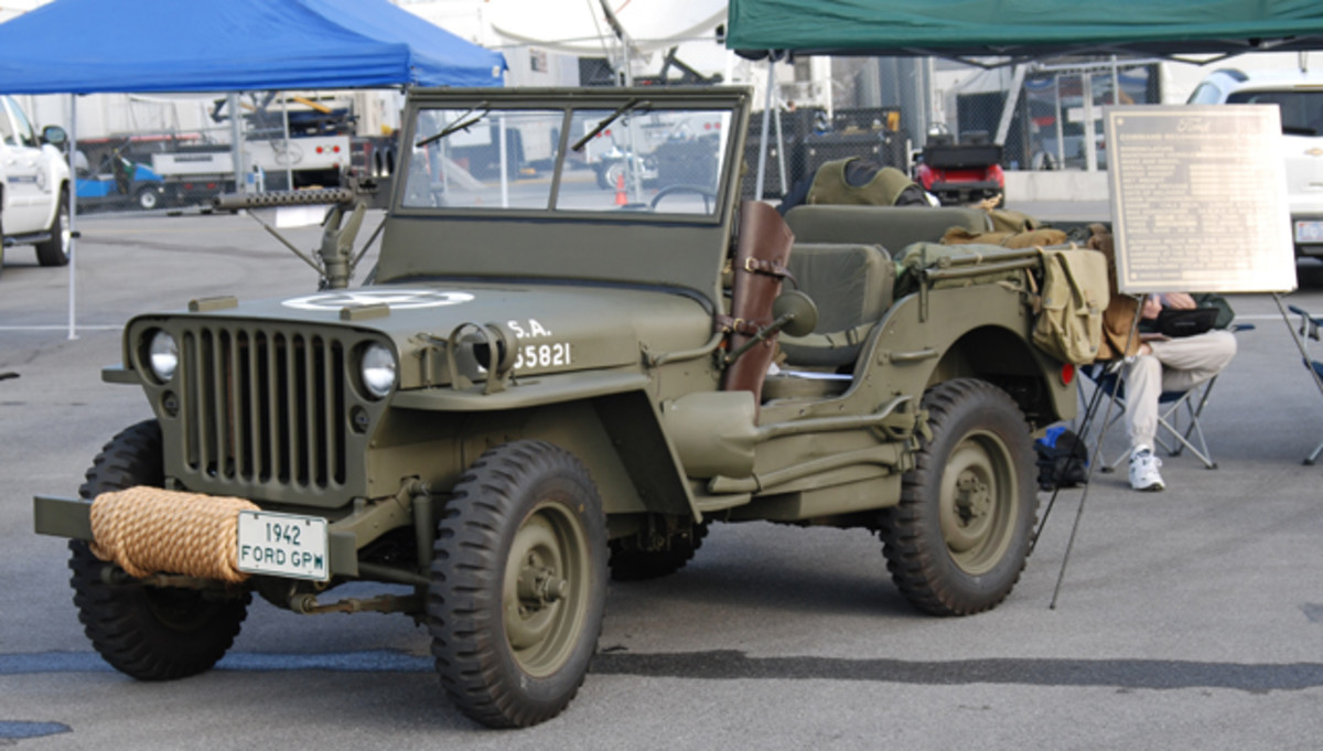 Dr. Grat Correll's 1942 GPW demonstrated the level of quality that can be achieved in the restoration of historic military vehicle.