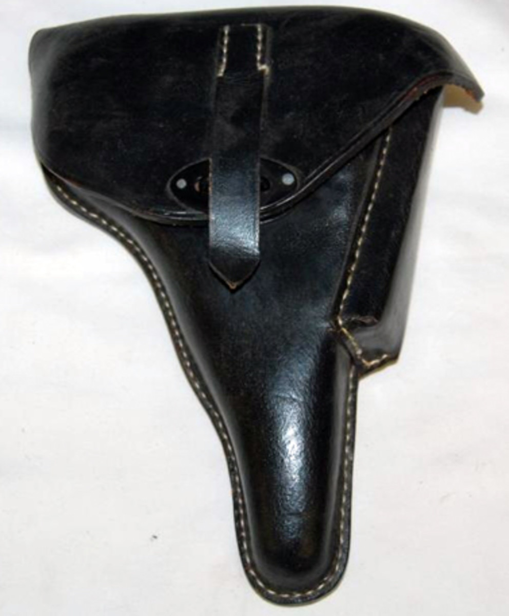 German P38 holster sold for $275.