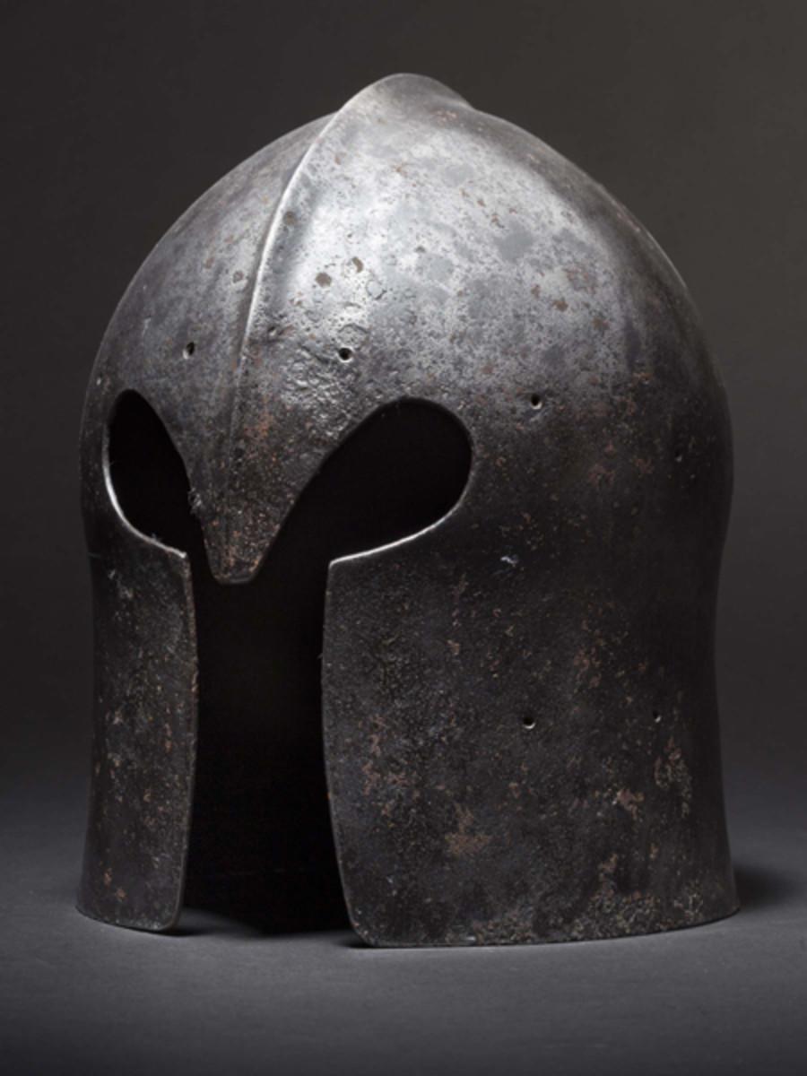 Milanesebarbute in the Corinthian style, circa 1460. SP: 45000 Euros