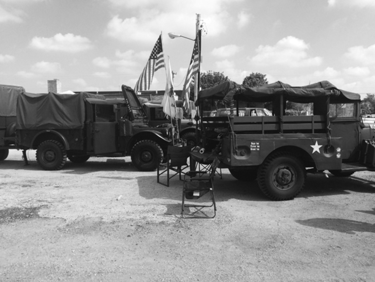 The 2017 MVPA Route 66 Convoy include historic military vehicles ranging from WWII Jeeps to M-Series 5-tons, with a whole lot of variety in between. From September 15 to October 10, 2017, dozens of enthusiasts would cover more than 1,500 miles in their historic military vehicles.