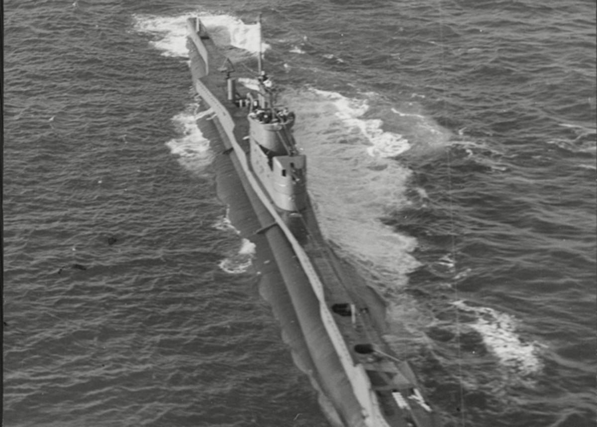 HMS P311