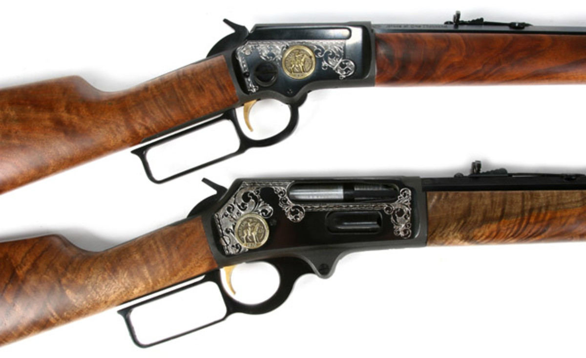 Marlin 336 In 30/30 Win. & Marlin 39 In .22 LR to be sold as a set.