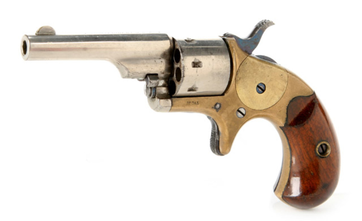 Colt Old Line Revolver In .22 Short