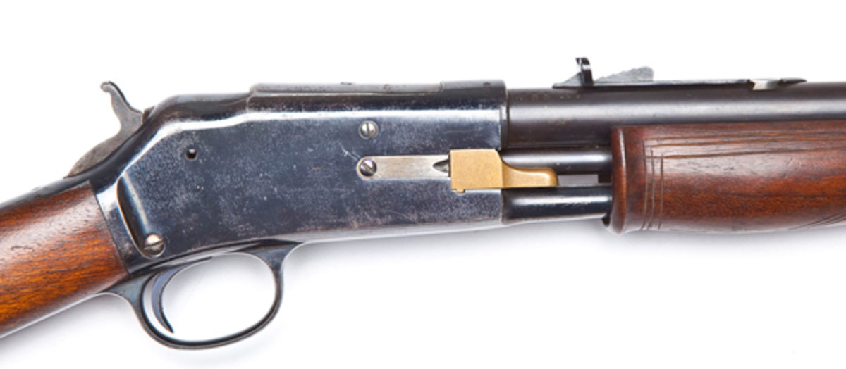 Colt Lightning Small Frame Rifle - .22 Cal ($1,000-1,200)