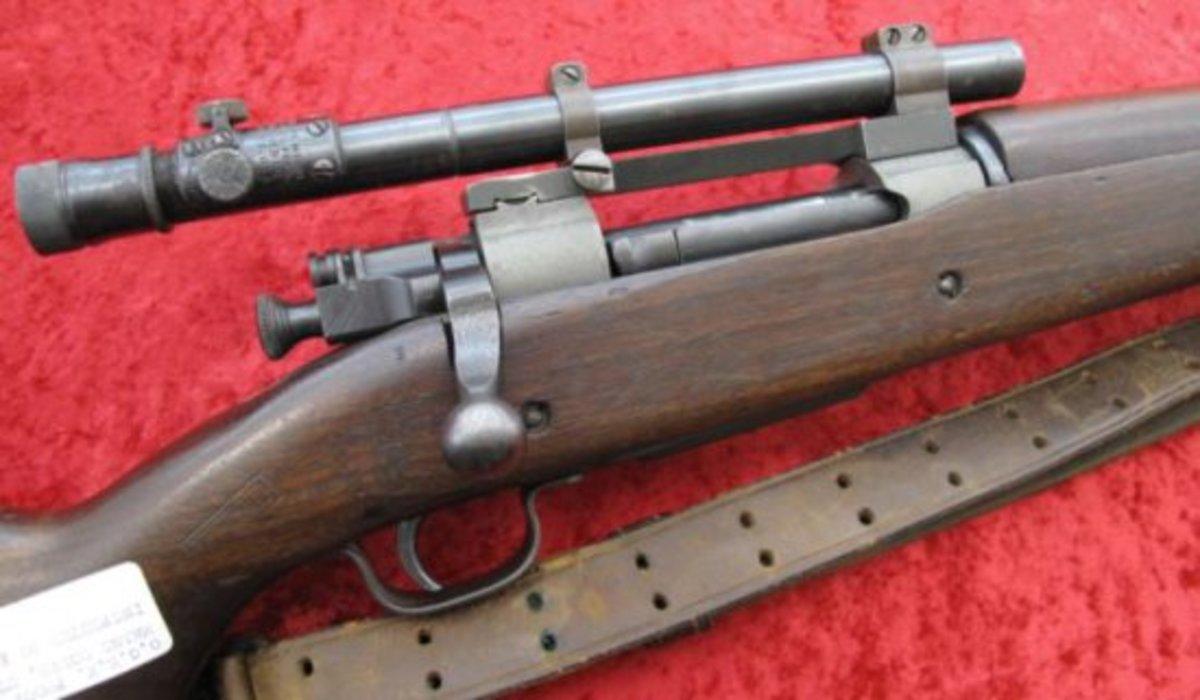 WWIIUS Sniper