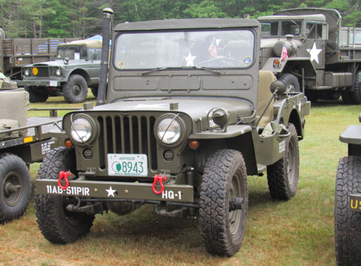 Jodi Walen 1952 M38