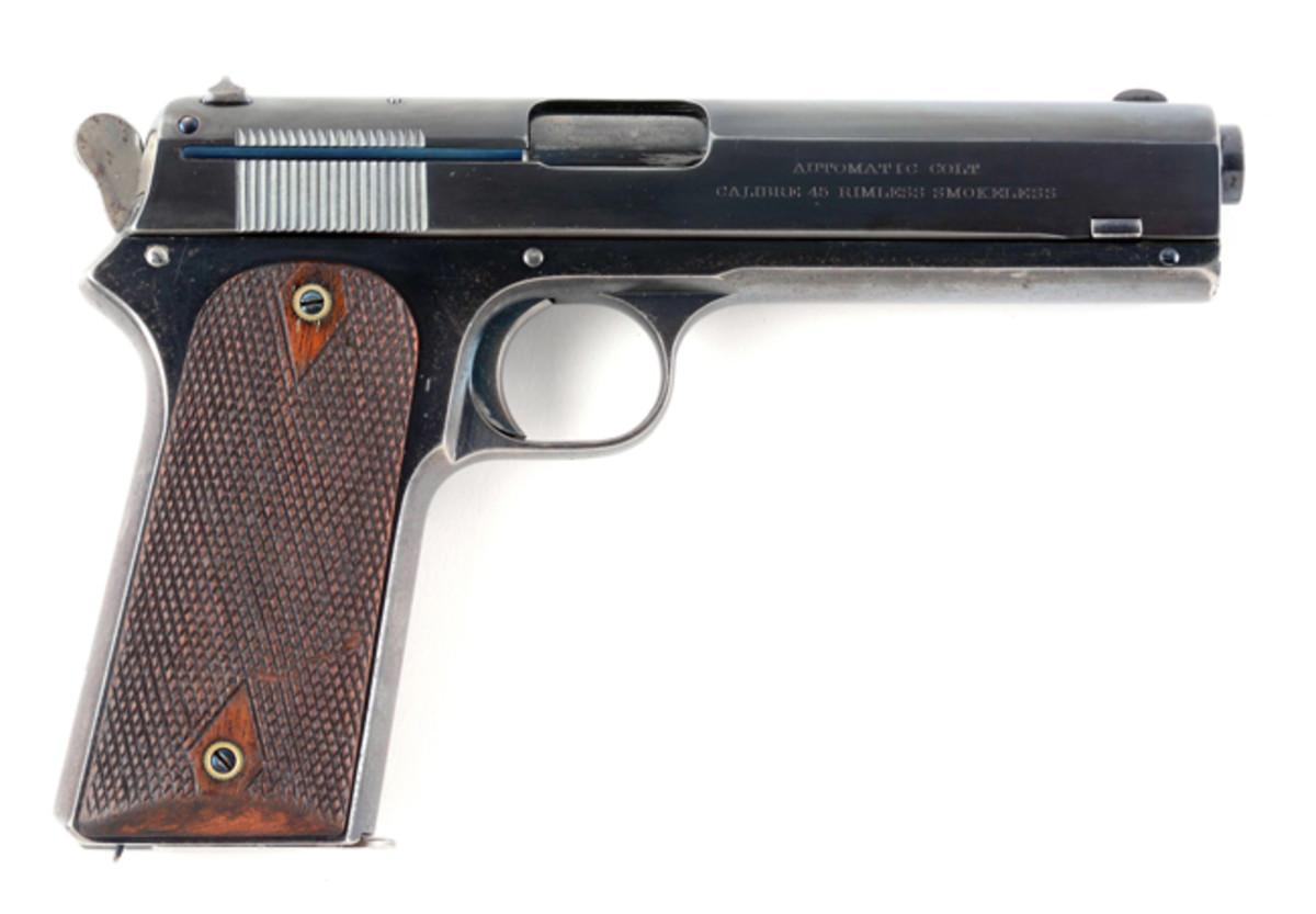 Colt Model 1905 Semi-Automatic Pistol
