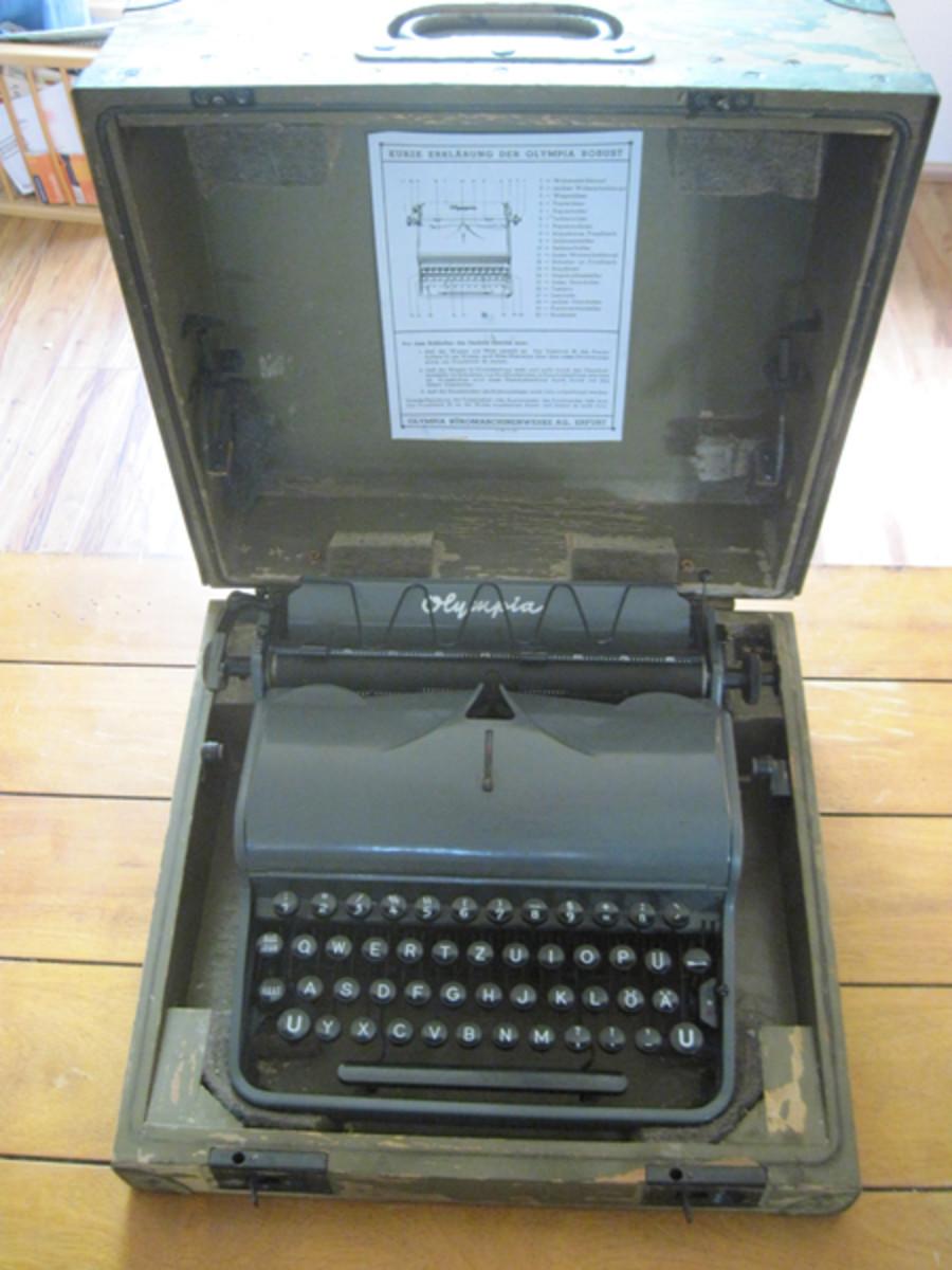Web Typewriter