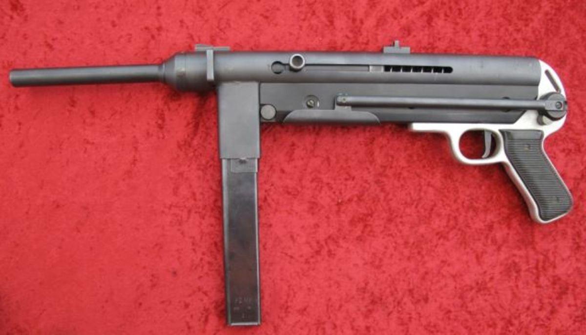 Phoenix Cartridge Co. 45ACP Sub Gun $6,325