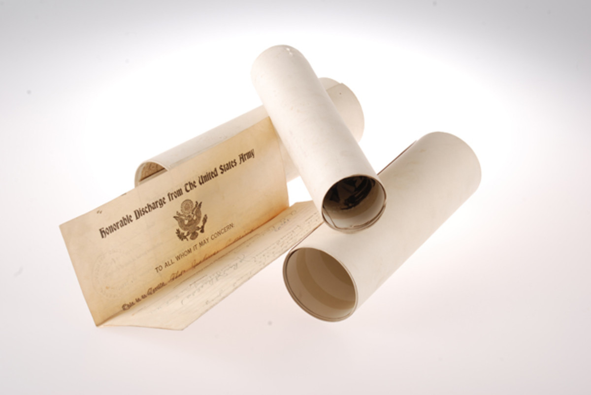 "Rolled panoramic photos or folded documents can be frustrating to open. Brittle with age, they tend to crack and tear if any effort is made to open them without first ""humidifying"" them."