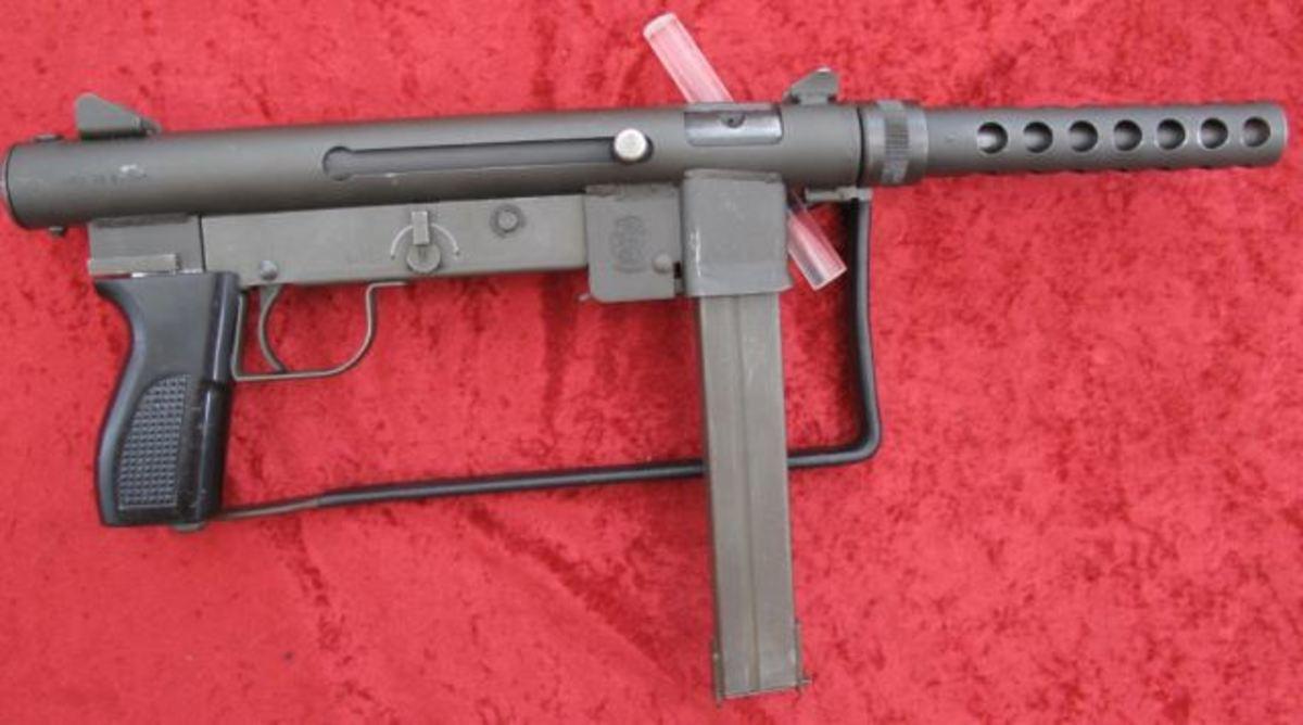 S&W Model 76 9mm Sub-machinegun$9,900
