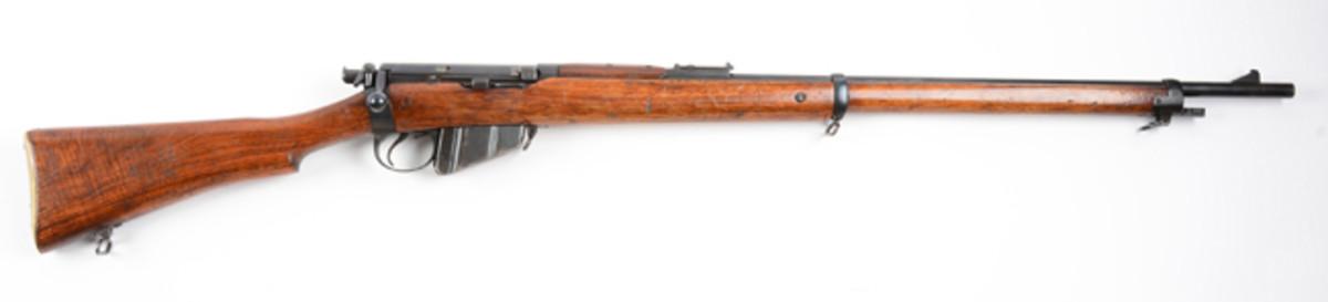 Long Lee BSA Lee-Enfield Mk I Rifle