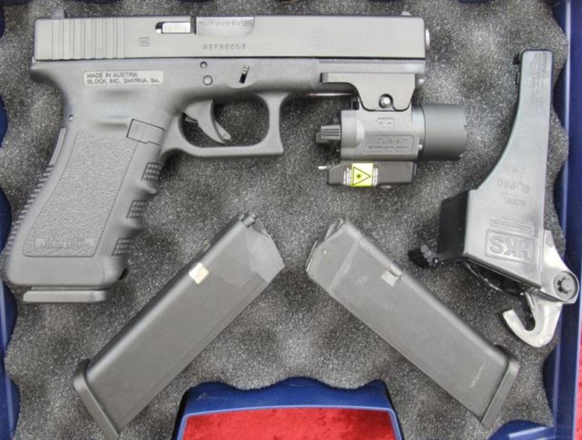 H&K P7M13 Pistols in Box $2,420
