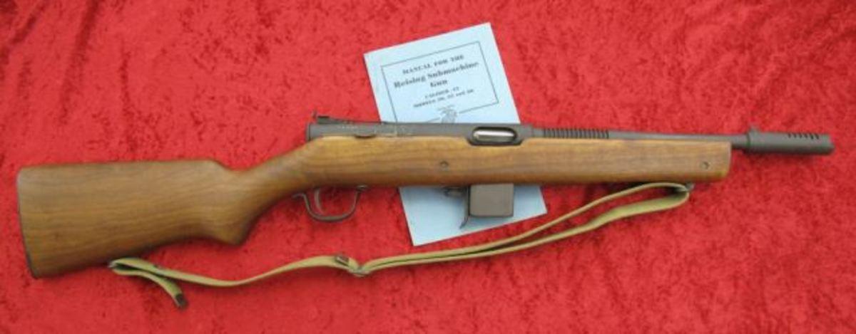 Reising Model 50 45acp Sub Machine gun$6,100