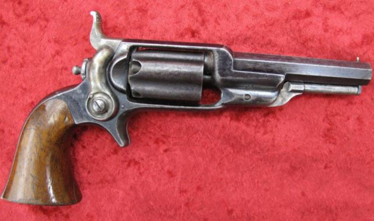 Colt 1855 perc. Root Revolver $1,650