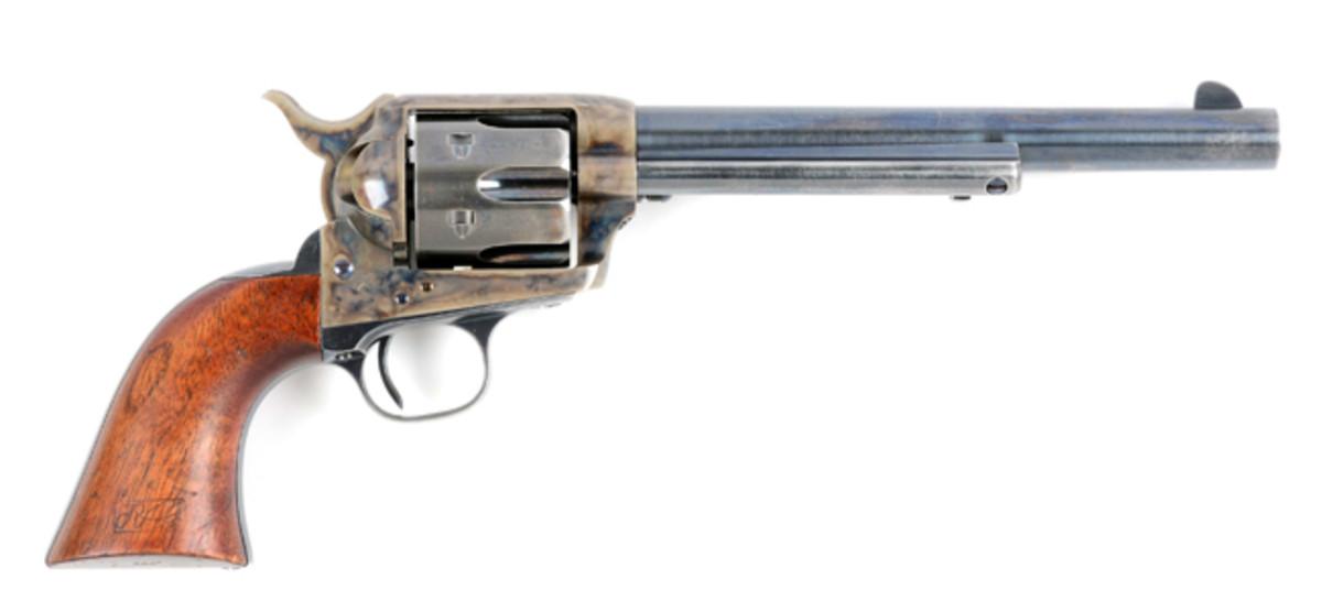 Colt U.S. Model 1873 SAA RAC Inspected Revolver