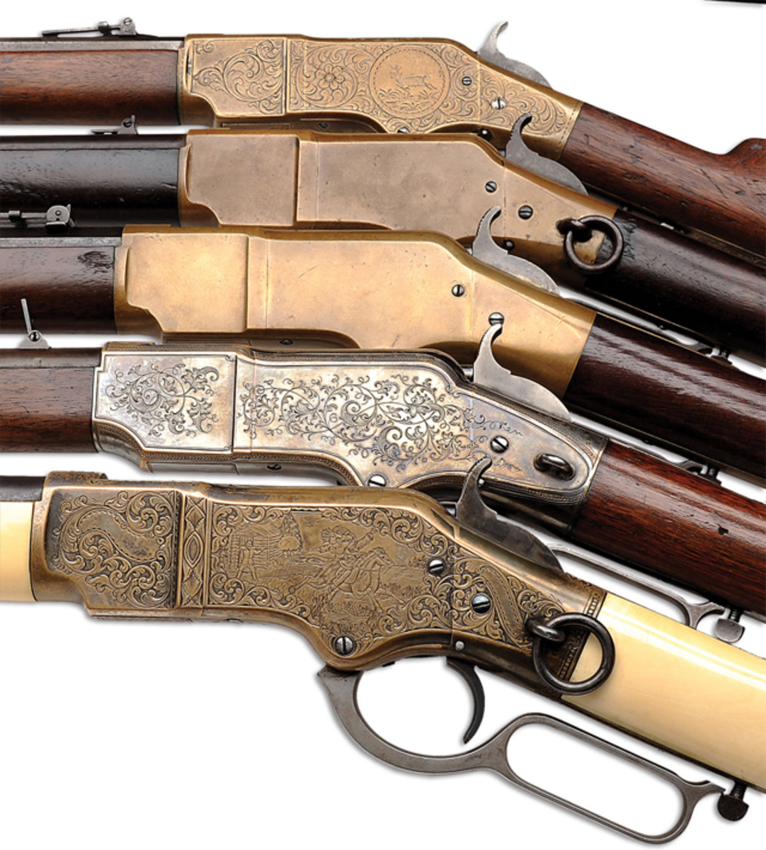 Many Fine Investment Quality Win 1866 Rifles & Carbines will be offered in March.