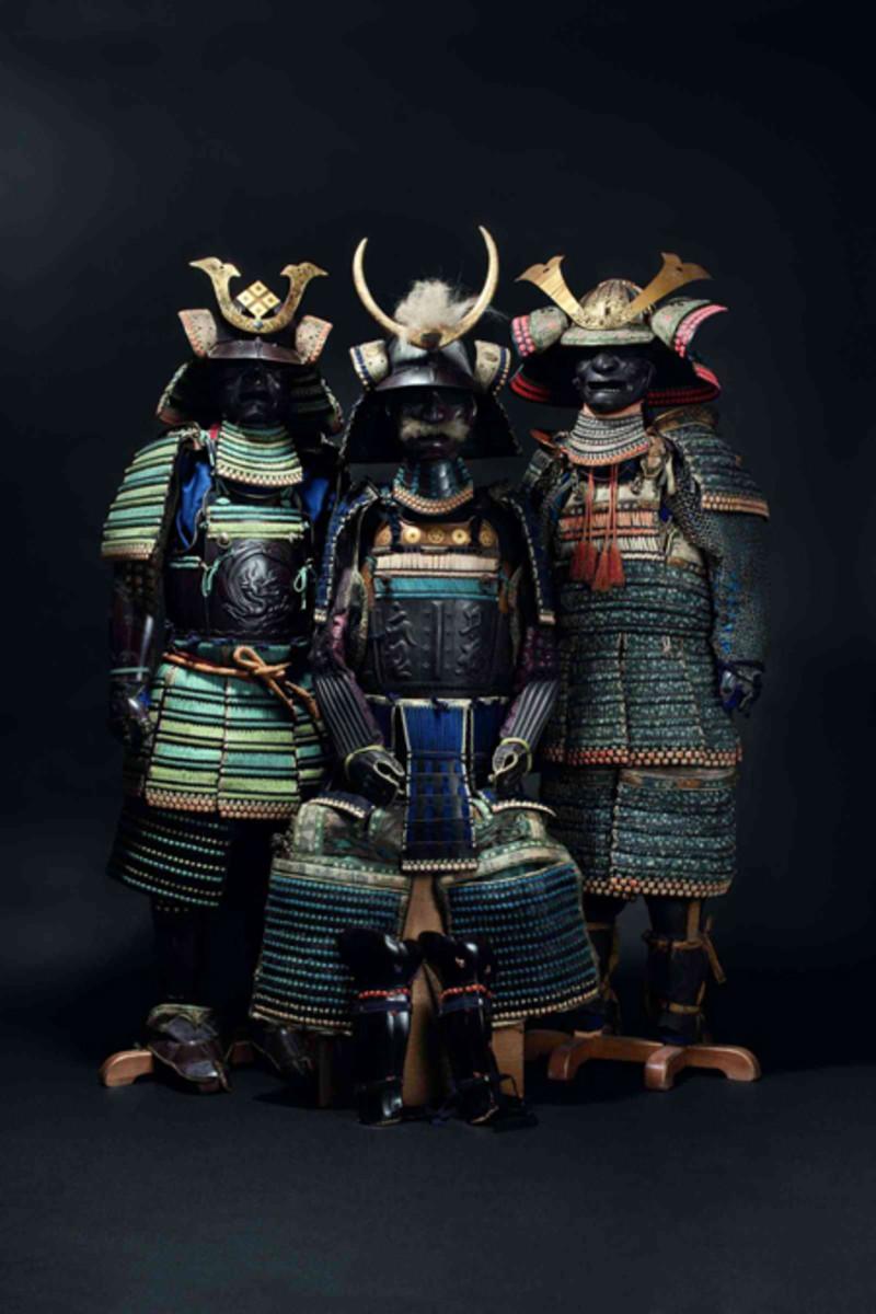 The Collection Rudolf Ott –The World of the Samurai: Arm, Armor, Work of Art.