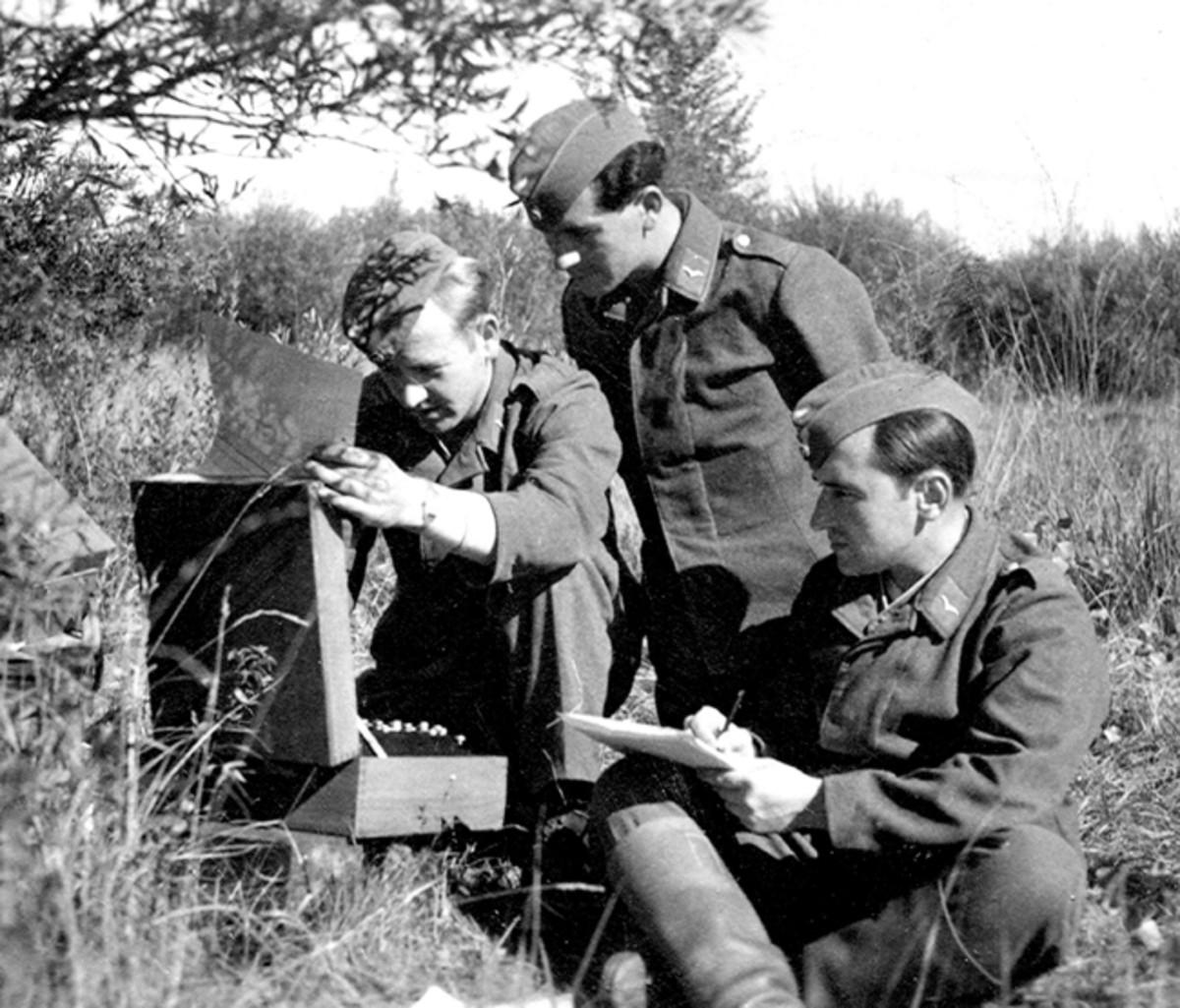 Enigma in Gebruik - Photo -The War Museum Overloon