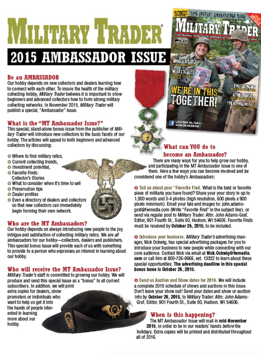 Ambassador full spread