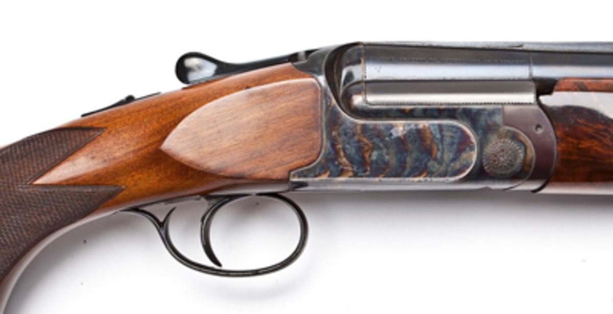 Perazzi Mirage Trap Shotgun ($2,100).