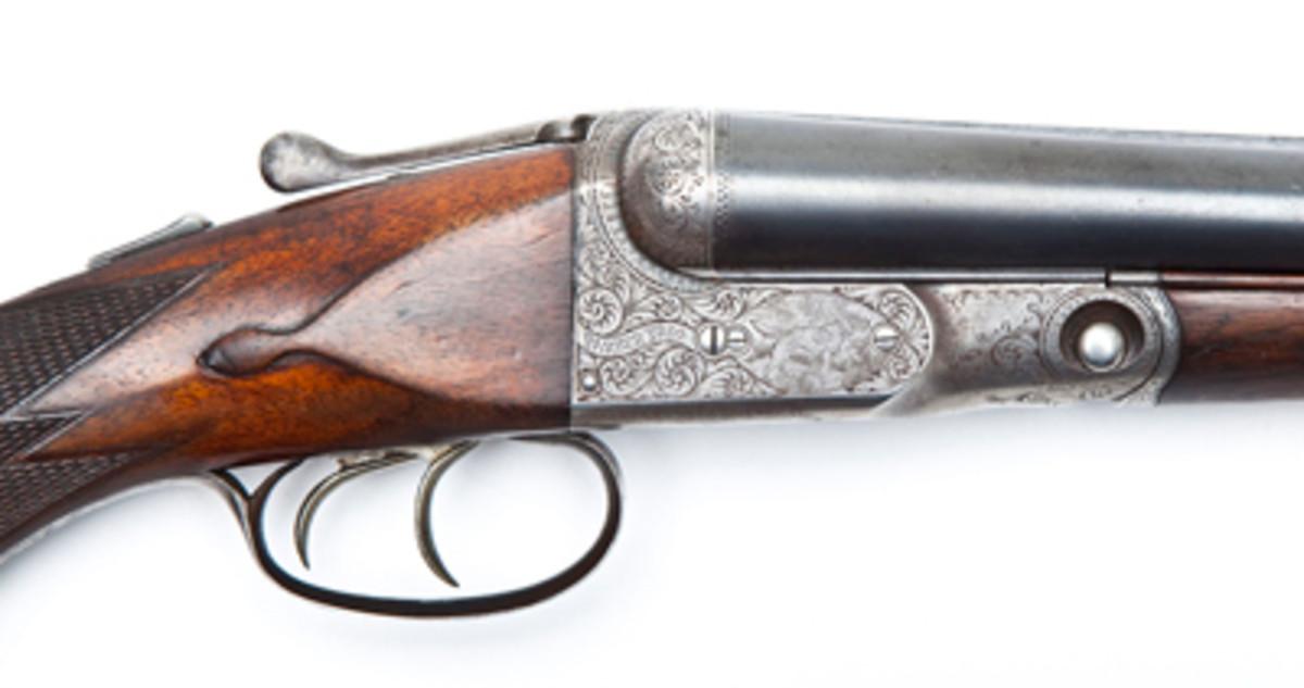 Parker DH Grade SxS Shotgun ($2,000)