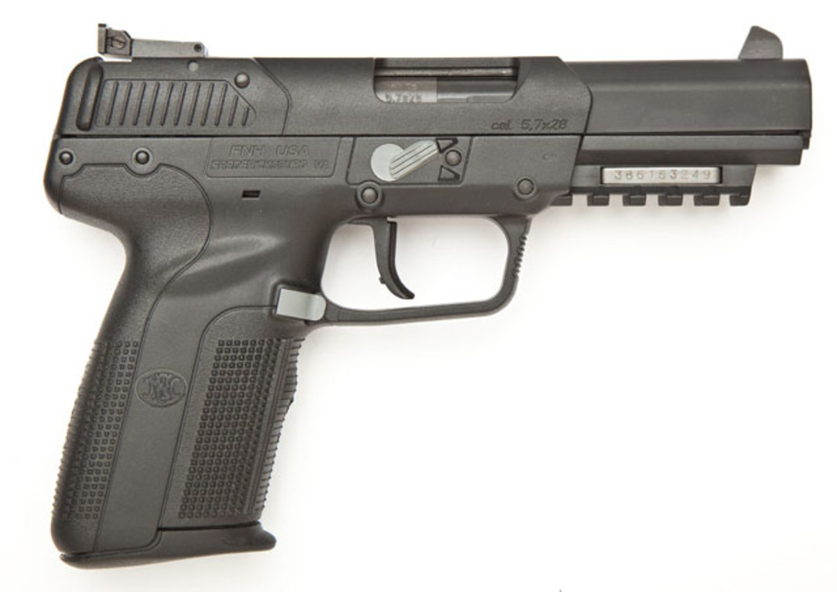 FN Herstal Model Five-Seven-IOM Pistol ($900)