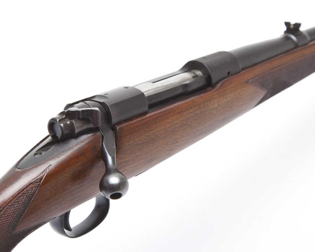 Winchester Pre-64 Model 70 Rifle ($1,200)