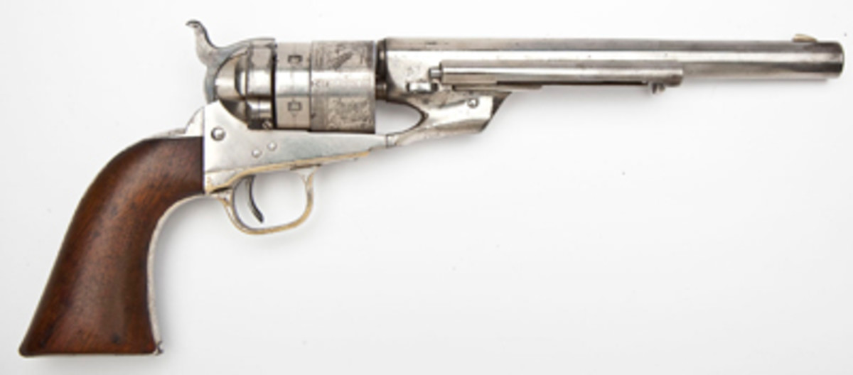 Colt Richards Conversion Type II Revolver ($4,200)