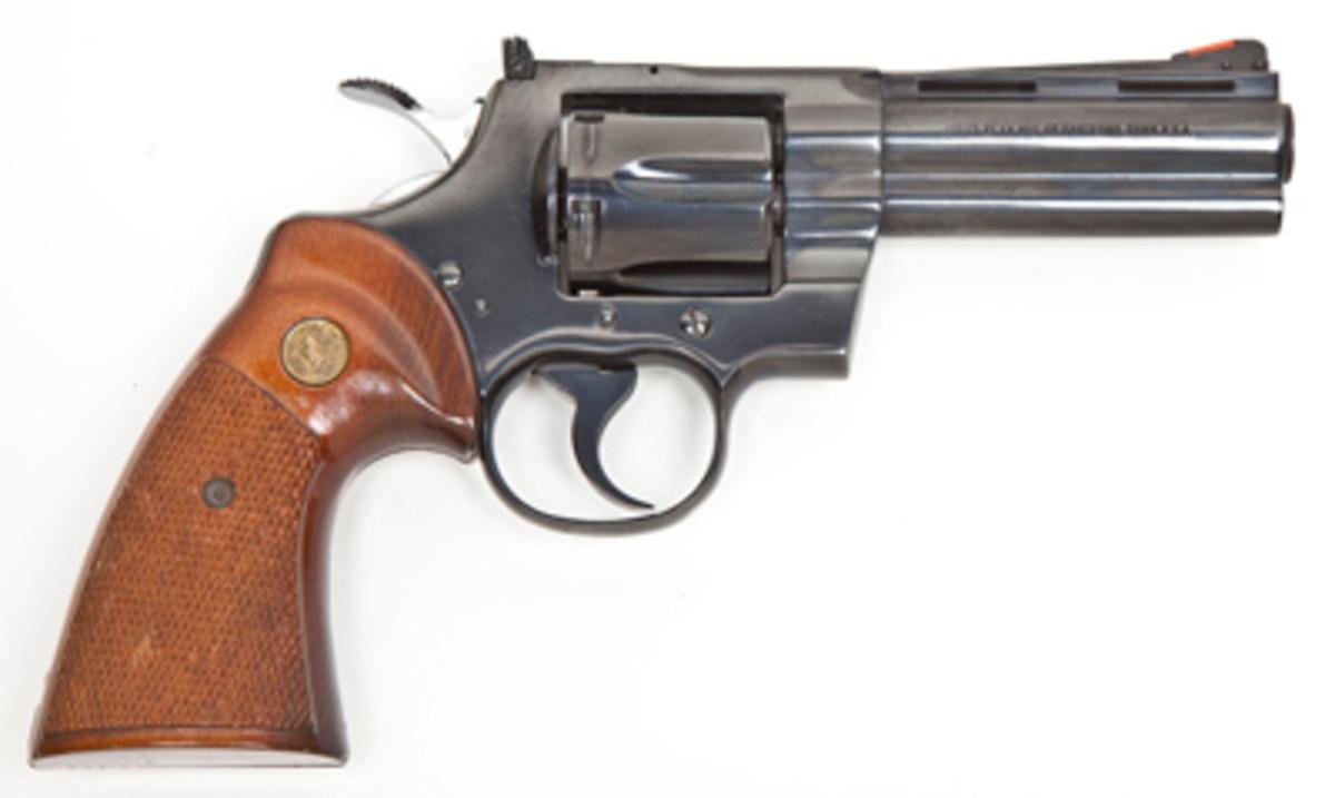 Colt Python Revolver ($1,600)