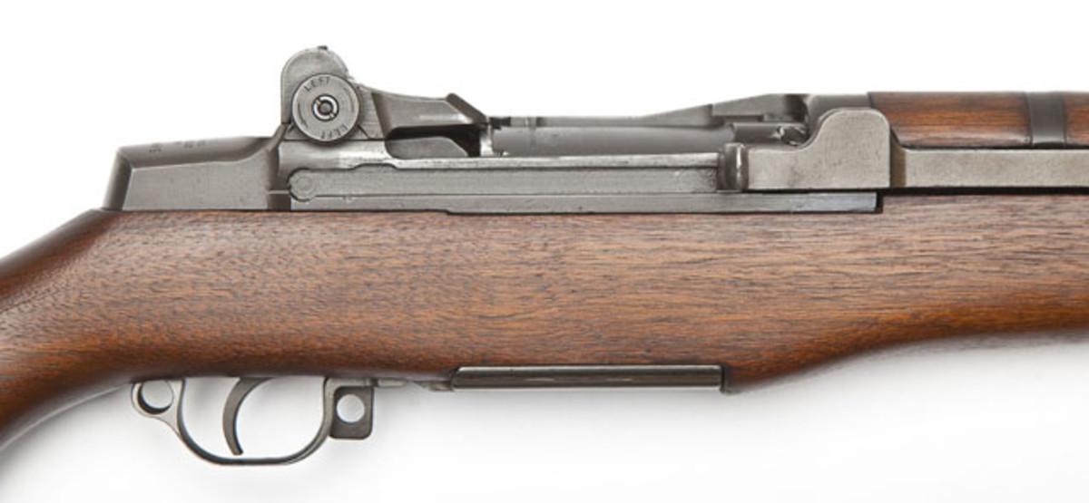 Springfield Armory M-1 Garand ($1,700)
