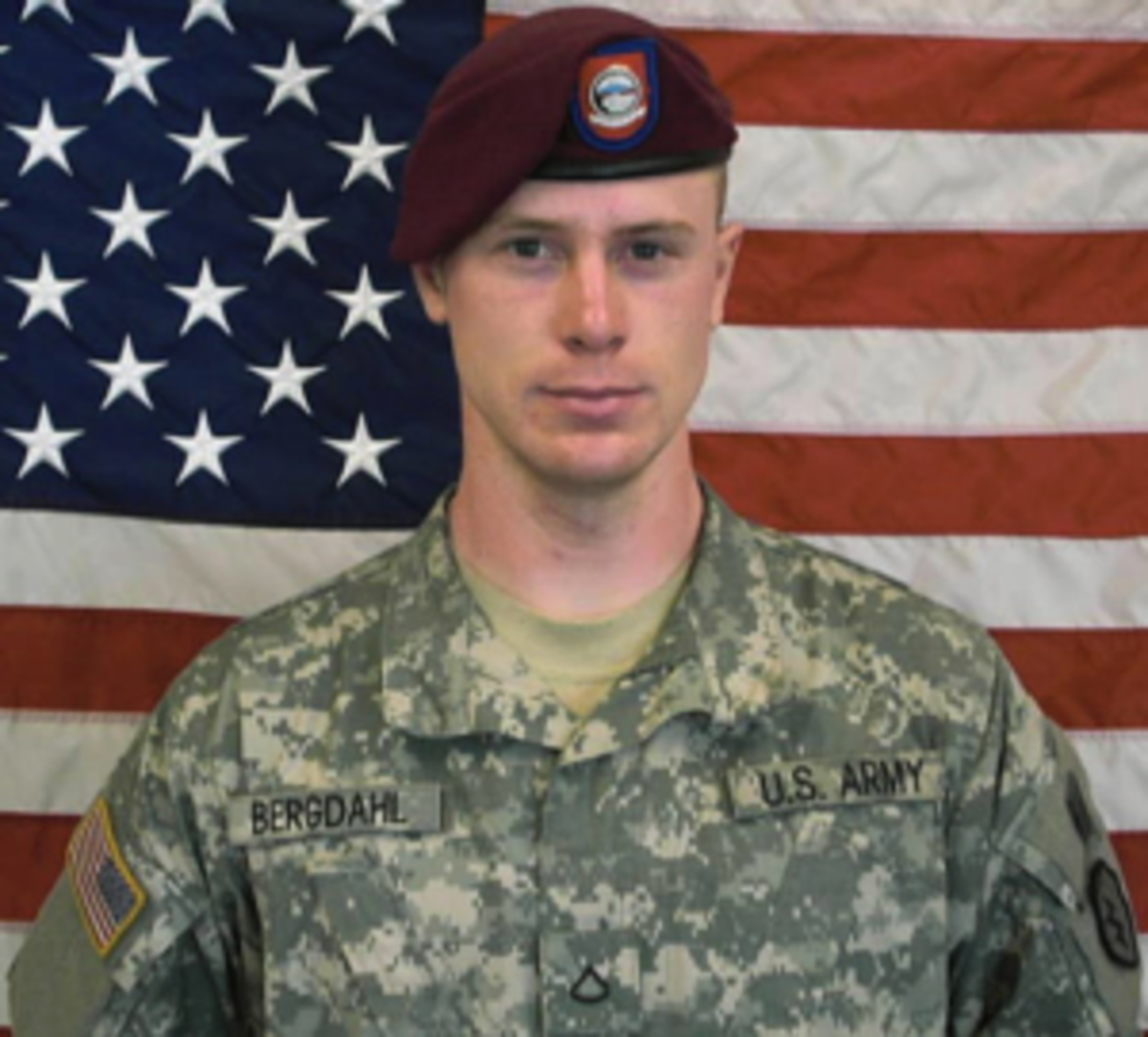 Sgt Beaudry Robert , Blackfoot Company, 1st Battalion, 501st Infantry Regiment, 4th Brigade Combat Team Airborne), 25th Infantry Division. He has been charged with desertion and misbehavior before the enemy.