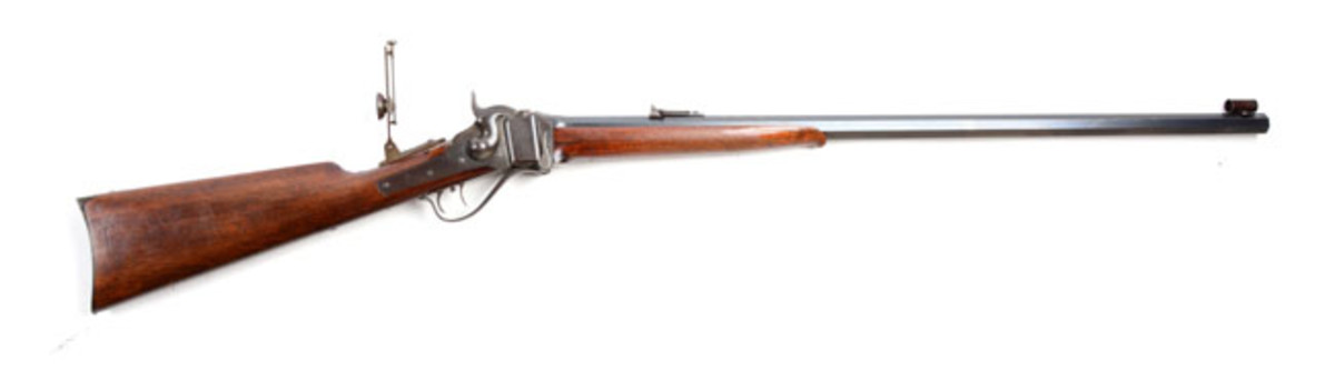 High Condition Sharps Model 1874 Special Order Sporting Rifle (Kittredge & Co.)