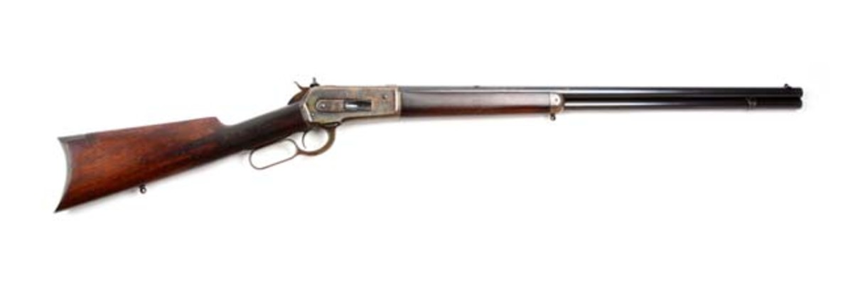 Special Order High Condition Winchester Model 1886 Caliber .40-70.