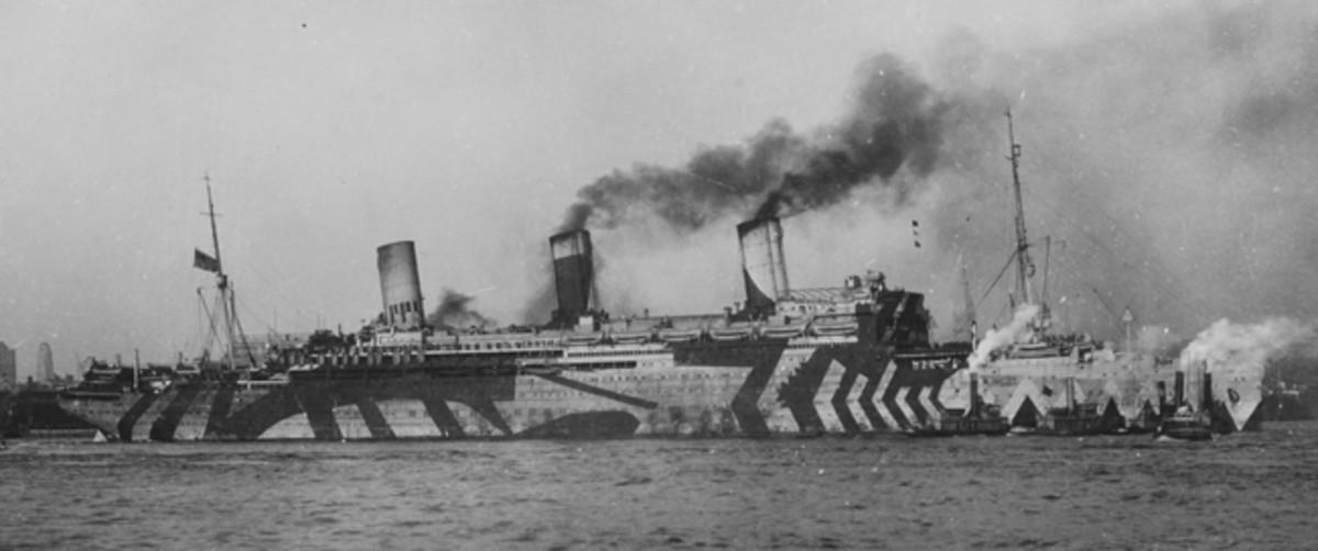 USS Leviathan