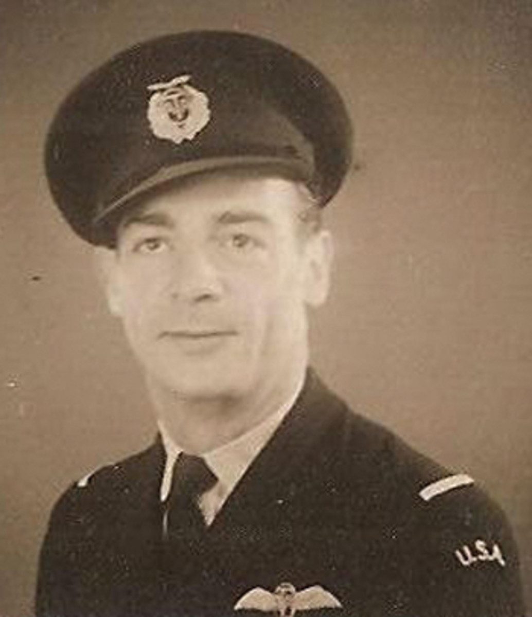 Lieut. Col. Anthony F. Story, had served as a ferry pilot for the Royal Air Force's Air Transport Auxiliary before becoming the personal pilot of Gen. Douglas MacArthur from 1945 through the General's dismissal during the Korean War.