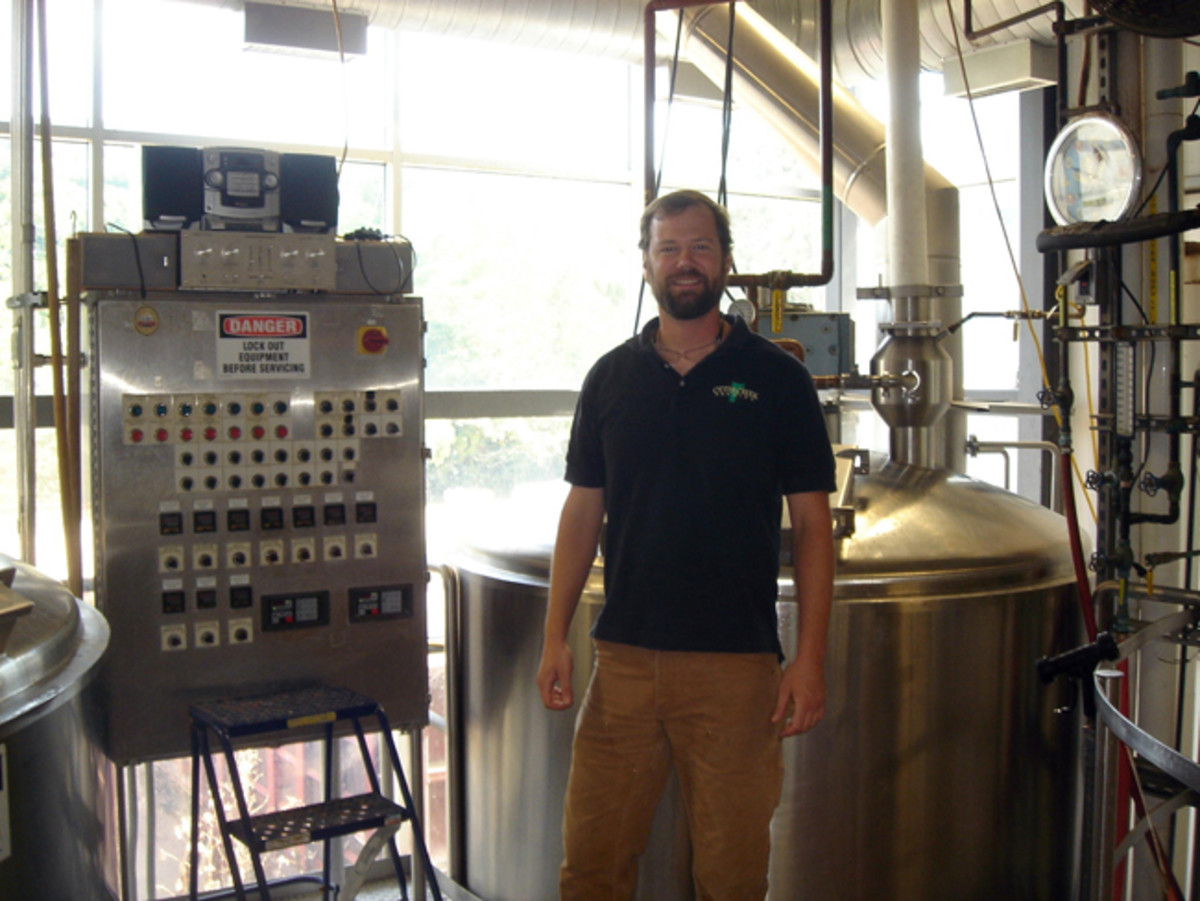 Like MV restorers, microbrewers do it because they love it. They'd have to!
