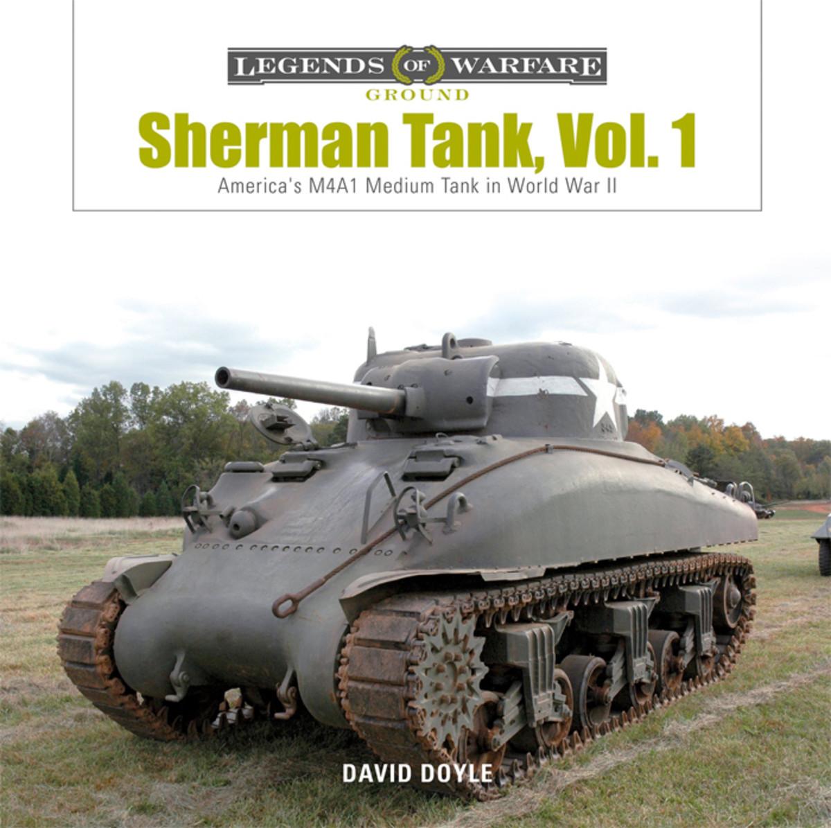 Sherman Tank Vol 1