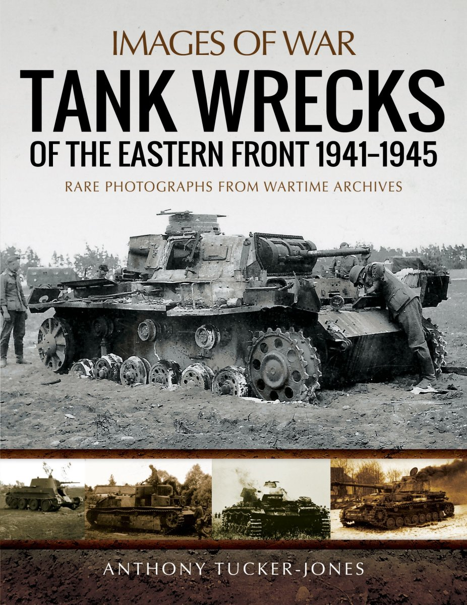Tank Wrecks of the Eastern Front