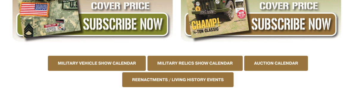 Access individual  military-oriented calendars at https://www.militarytrader.com/calendars