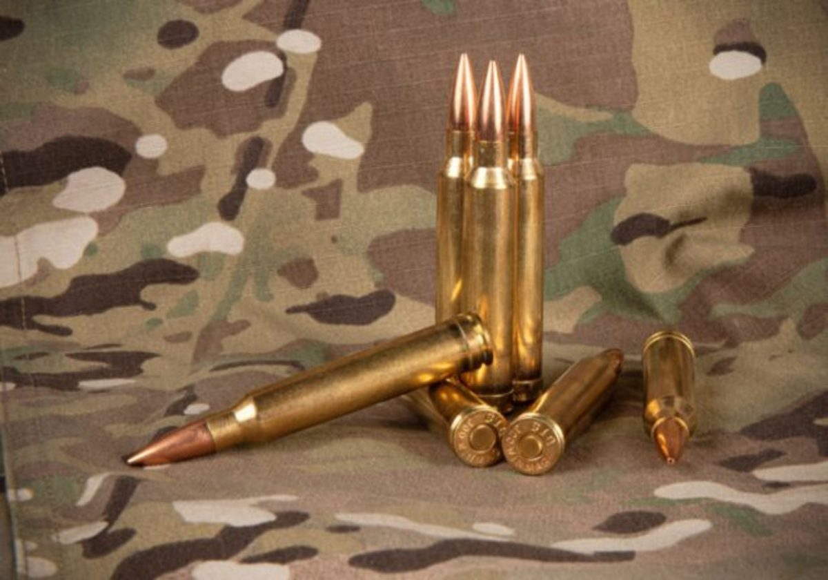 The .300 Win Mag Round replaces the 7.62mm of the older M24 sniper system.