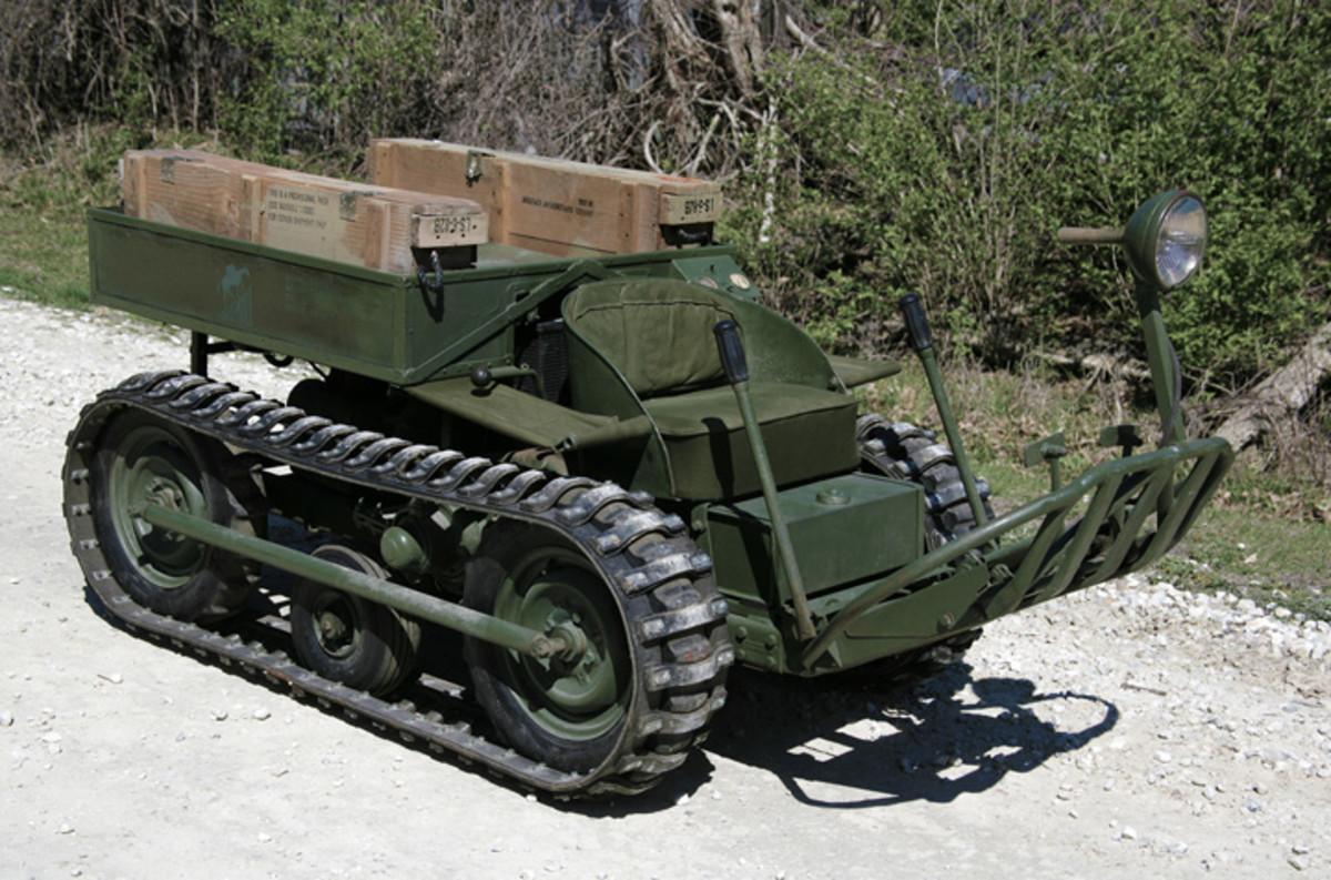 1943 Crosley Mule Prototype