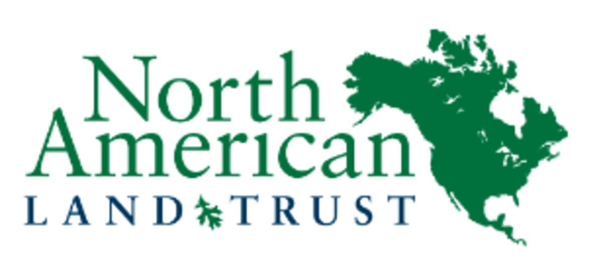 North American Land Trust Logo