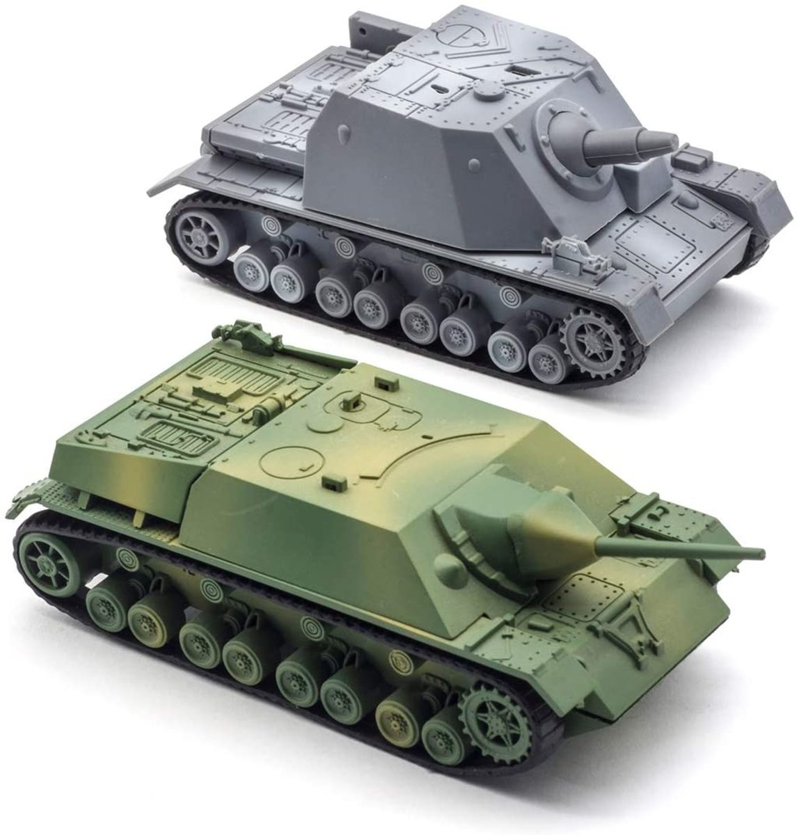 A two-pack is also available:Sturmpanzer and Jagdpanzer IV