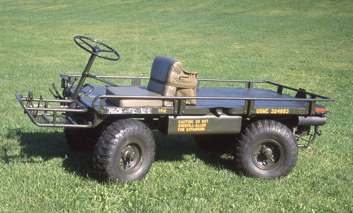 John Emery's 1968 Baifield Industries M274A5.